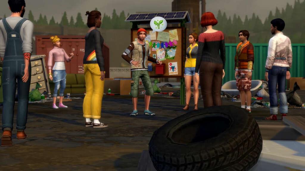 La nueva expansión de Los Sims, «Vida Ecológica» estará a la venta en junio.