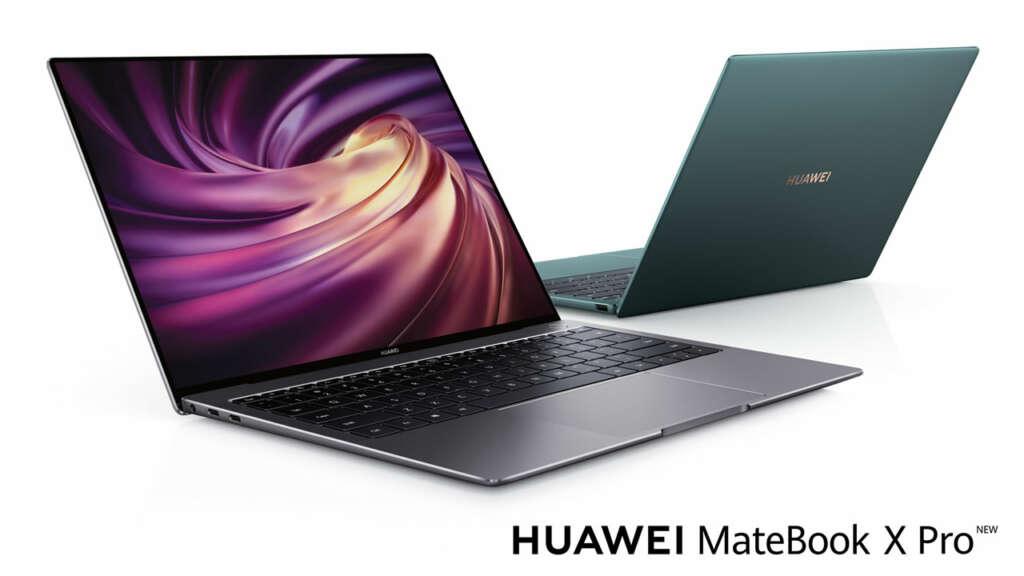 Huawei MateBook X Pro 2020 ya se vende en Chile en Emerald Green.