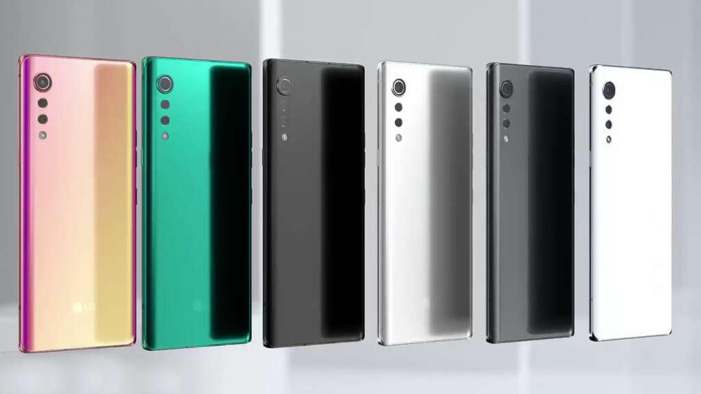 LG venderá a Velvet en Chile durante el segundo semestre del 2020.