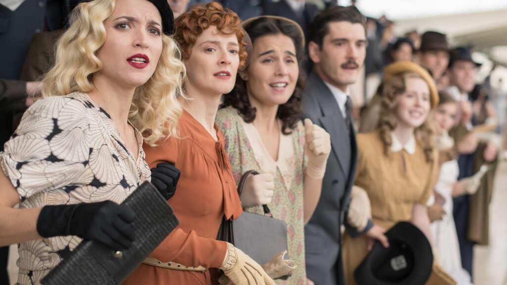 Netflix publica el tráiler final de la última temporada de «Las chicas del cable».