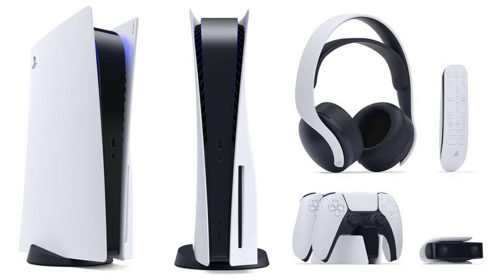 Finalmente Sony presenta el diseño de la PlayStation 5.