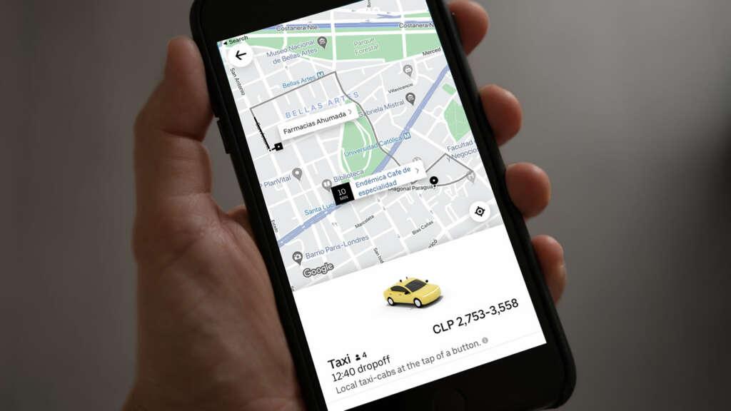Uber y DiDi presentaron sus ofertas para movilizarse en el Plebiscito 2020.