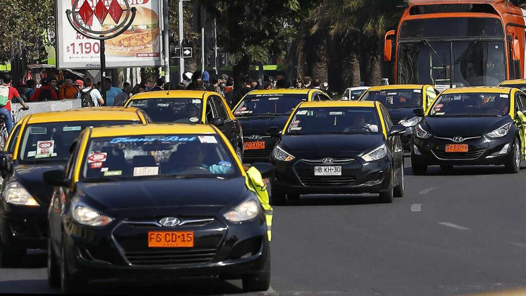 Uber Taxi se activa en Chile.
