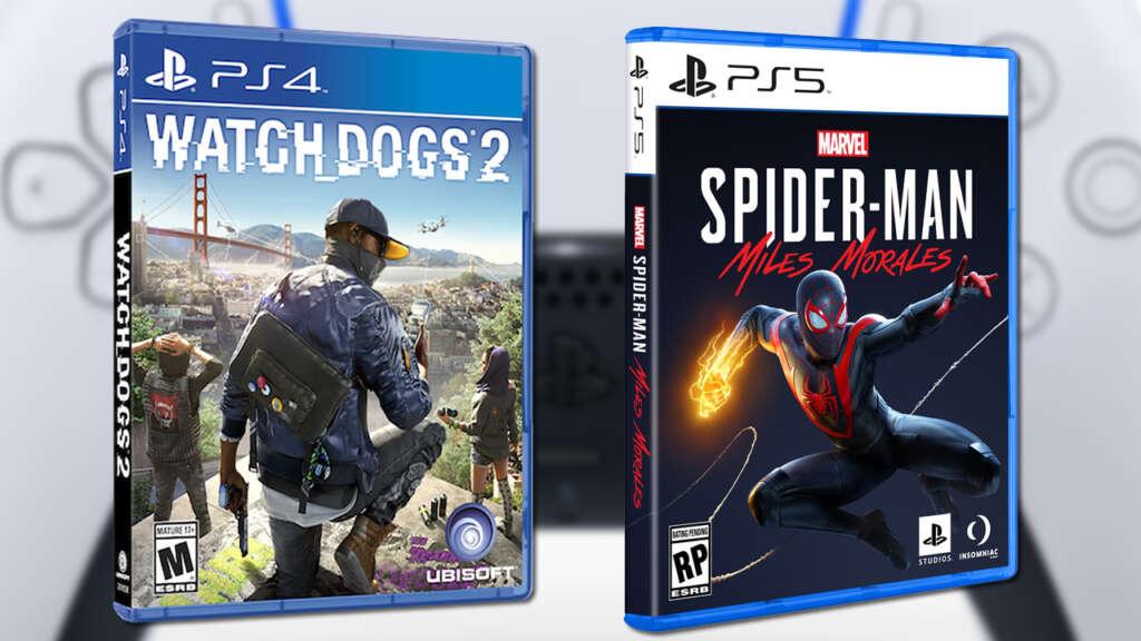 Sony mostró cómo serán las cajas de los juegos en PS5.