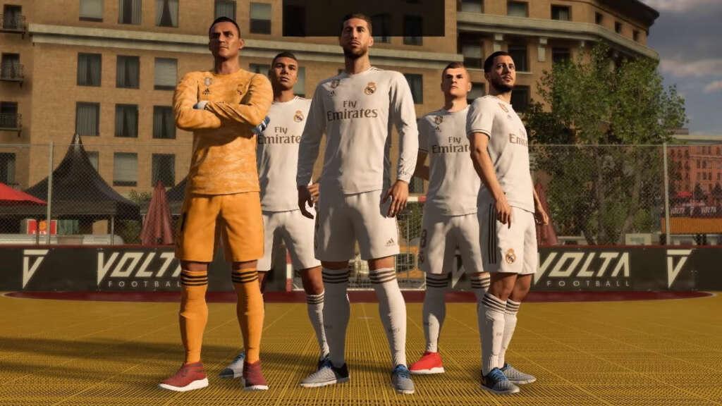 Electronic Arts y el Real Madrid renovaron su alianza para FIFA.
