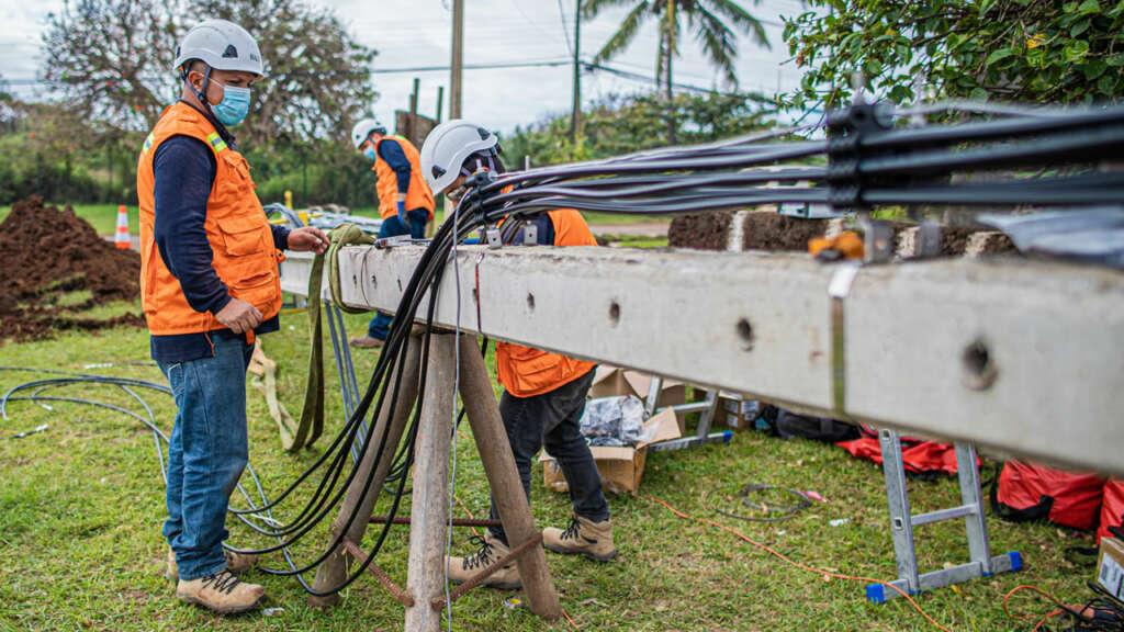 Mejoran conectividad en Rapa Nui con dos nuevos sitios 4G.