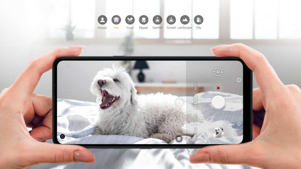 LG ya vende los celulares K41S, K51S y K61 en Chile, todos gama media con cuatro cámaras.