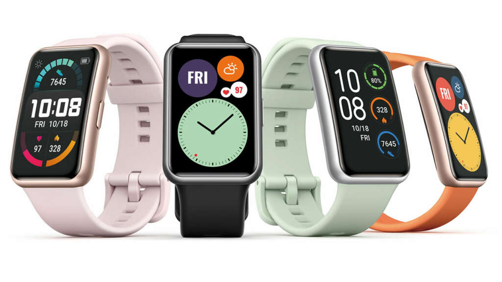 Huawei Watch Fit comenzará a venderse en Chile a días de ser anunciado.