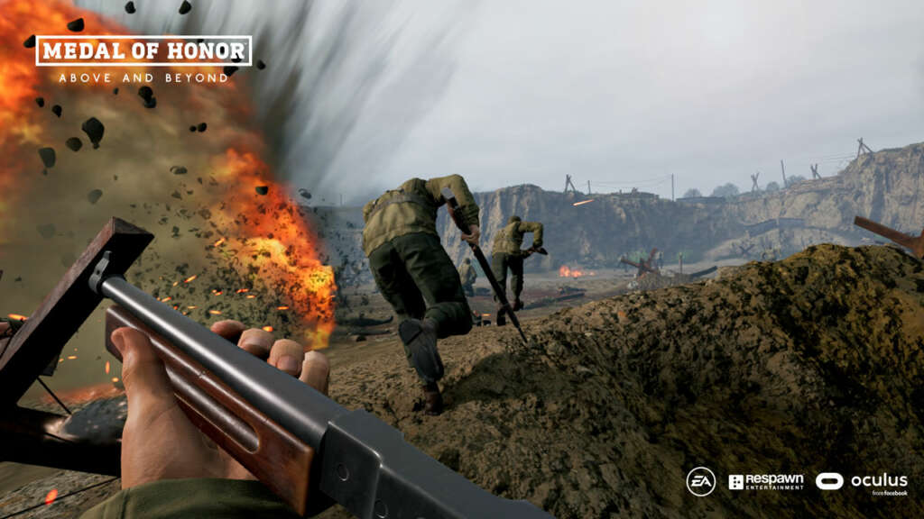 Medal of Honor: Above and Beyond.