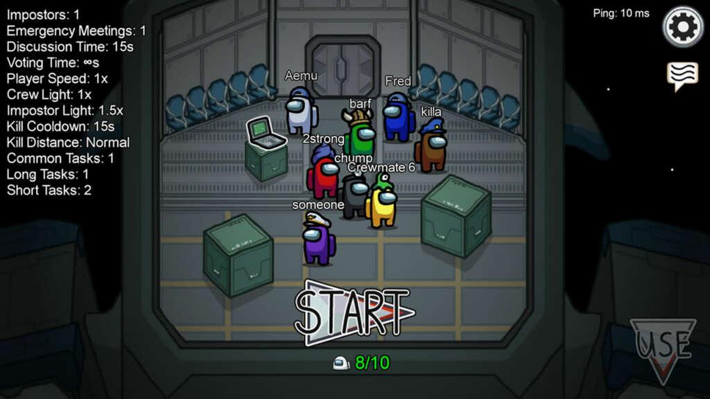 El juego original recibirá el contenido de Among Us 2.