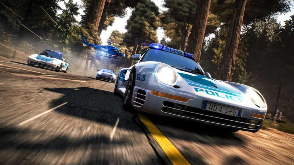 El Remaster de Need for Speed: Hot Pursuit llega a consolas y PC en noviembre.