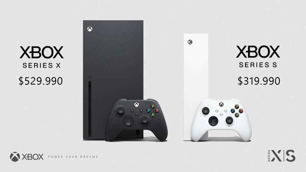 Comienza la preventa de la Xbox Series S y Series X en Chile.