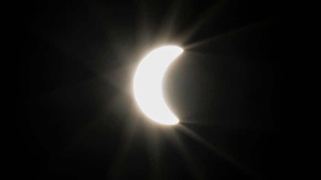 Eclipse Total de Sol de Diciembre 2020.