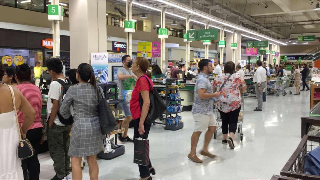 Plan Paso a Paso ahora restringe la venta en supermercados de videojuegos y televisores.