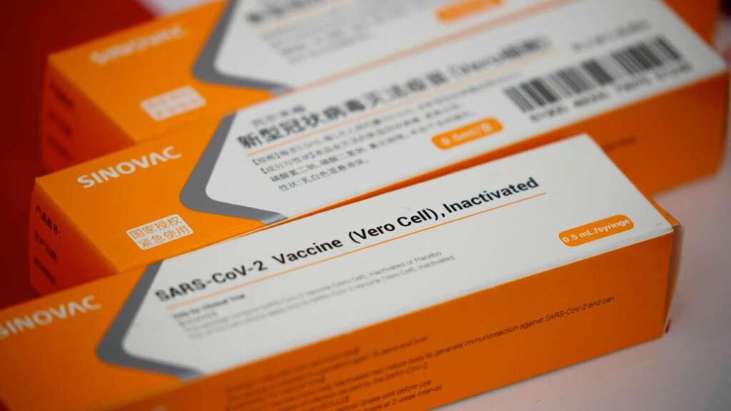 Chile aprobó y explicó el uso de emergencia de la vacuna china CoronaVac (Sinovac).
