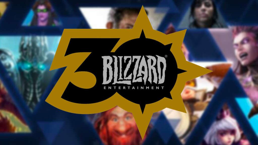 BlizzCon 2021, 30 años de Blizzard.