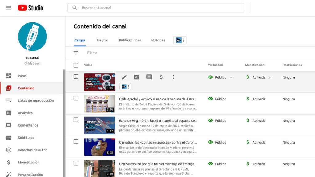 ¿Cómo mantener seguro tu canal de YouTube según Google?