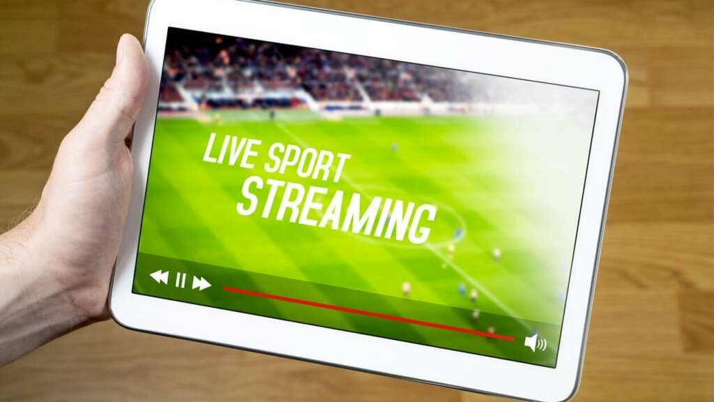 Revolución del streaming deportivo.
