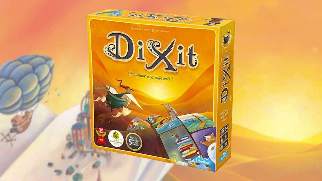 Caja de Dixit.