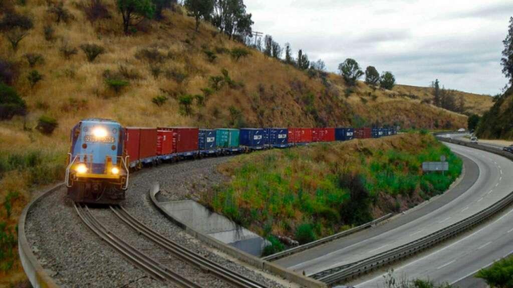 Ferrocarriles del Estado, servicio de carga.