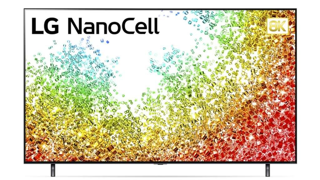 LG NanoCell 8K.