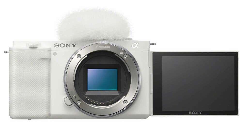 Sony ZV-E10 Blanca