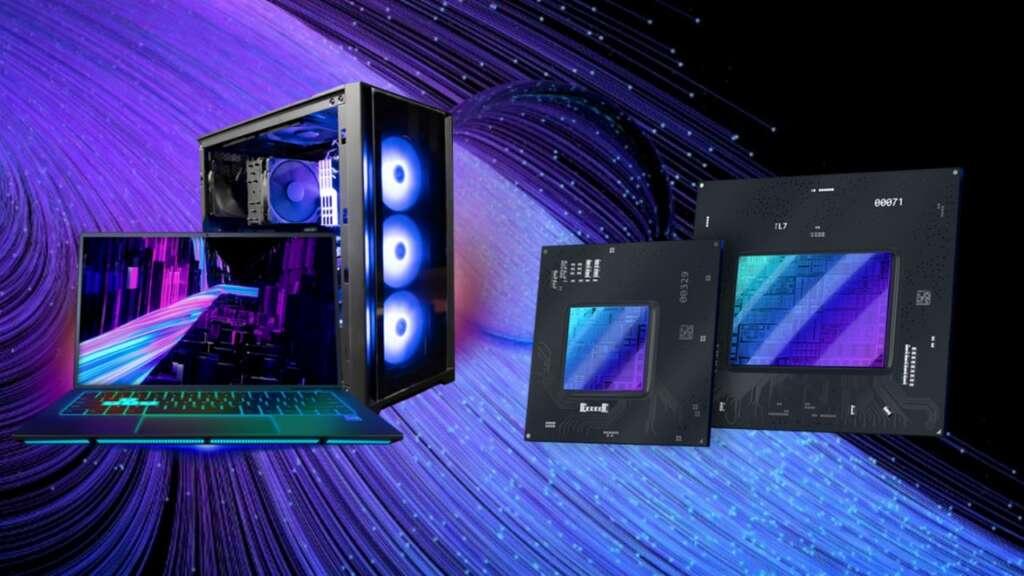 Intel Arc Desktop & Notebook