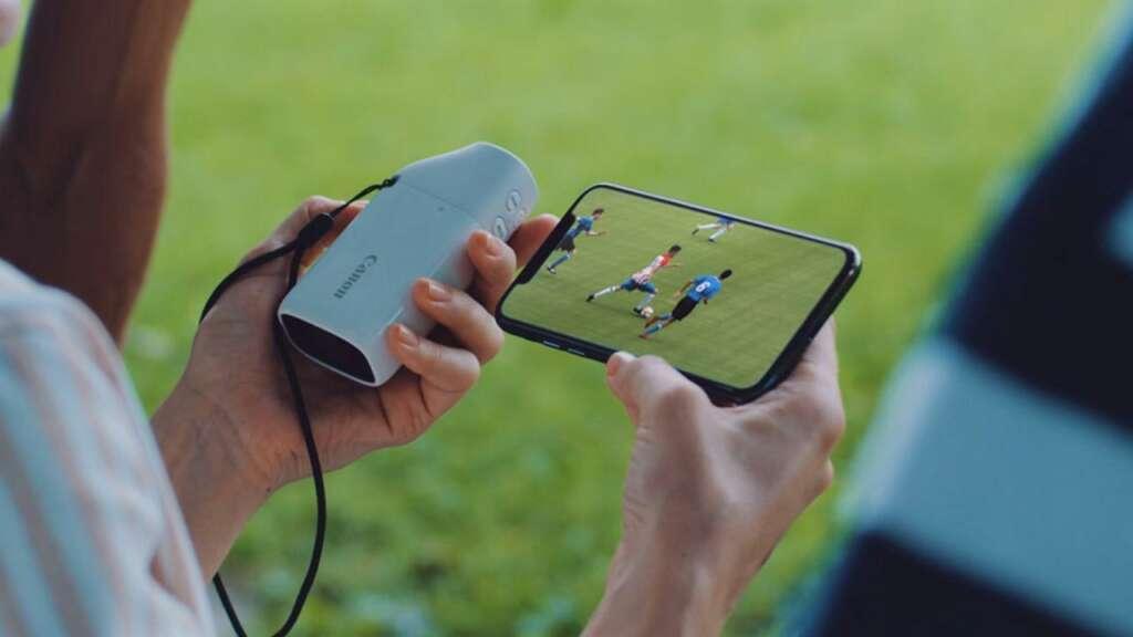Canon oficializa la venta de la cámara monocular PowerShot Zoom en Chile