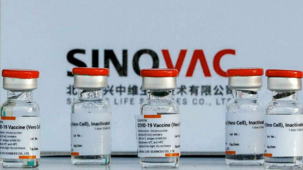 Vacuna Coronavirus Sinovac